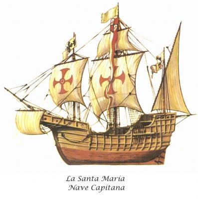Colón llegó a América